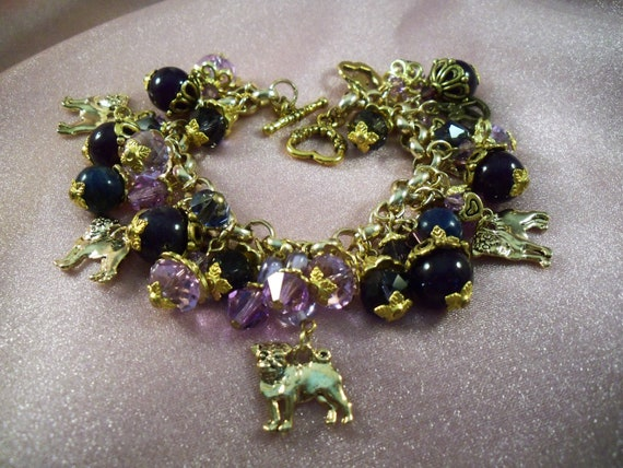 PUG -ja13-Free Shipping-Jewelry-Dog-Free Gift-Made by USArtisanSpring Sale