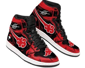 Naruto Sneakers | Etsy
