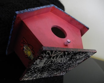 Faerie Birdhouse: 1 sold, 9 available