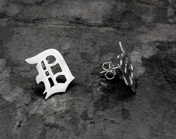 Detroit Stud Earrings