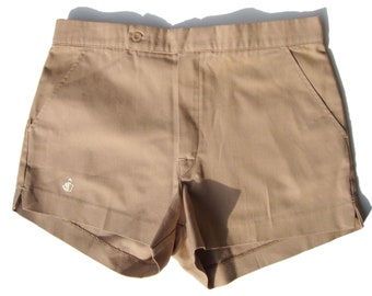 Vintage 80s Jockey Tennis Shorts Mens Sports Trunks Sz 34