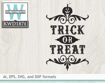 Bundled Halloween Cutting Files Etsy