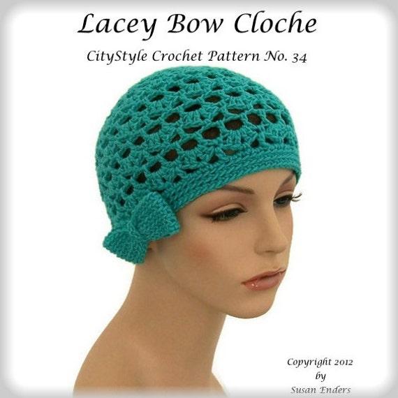 Crochet Pattern Crochet Hat Pattern Pdf For Womens Etsy
