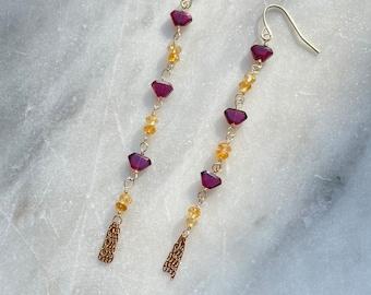 Aiko II Earrings