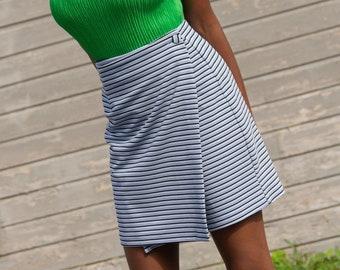 1990s NY Invasion Club Skirt