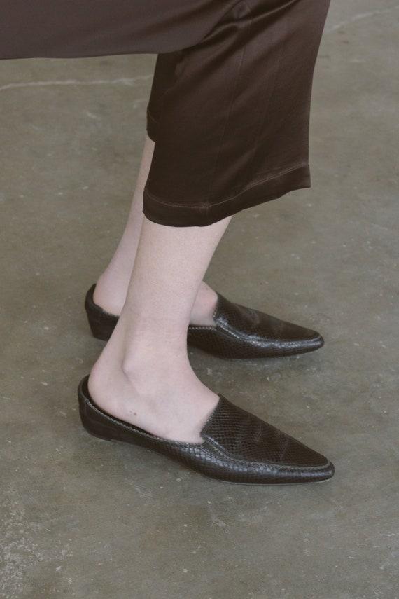 1990s Donald Pliner Couture Slides | 10