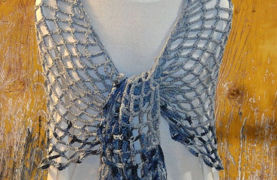 Crochet Shawl Pattern Easy To Crochet Wrap Patterns Chains Etsy