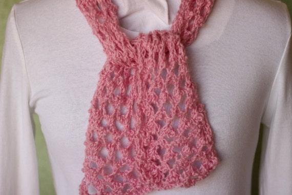 Knit Scarf Pattern Knitting Pattern for Lace Scarf | Etsy