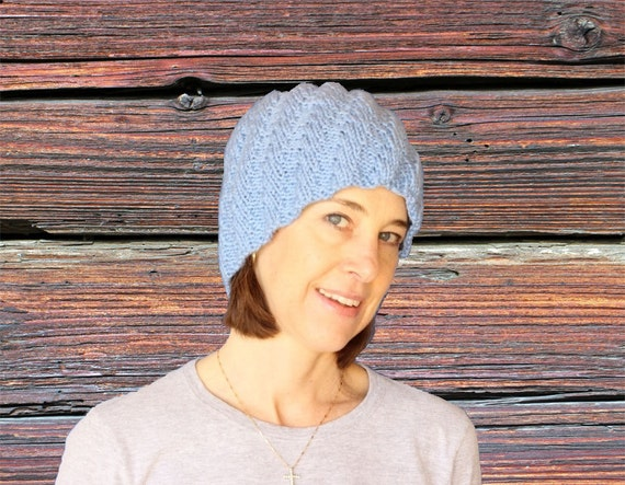 Knitting Pattern for Spiral Knitted Hat Knit Hat Patterns  62955e547d0