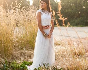 78667bf016 Vestidos de novia Bohemio damas de honor vestidos de de mimetik