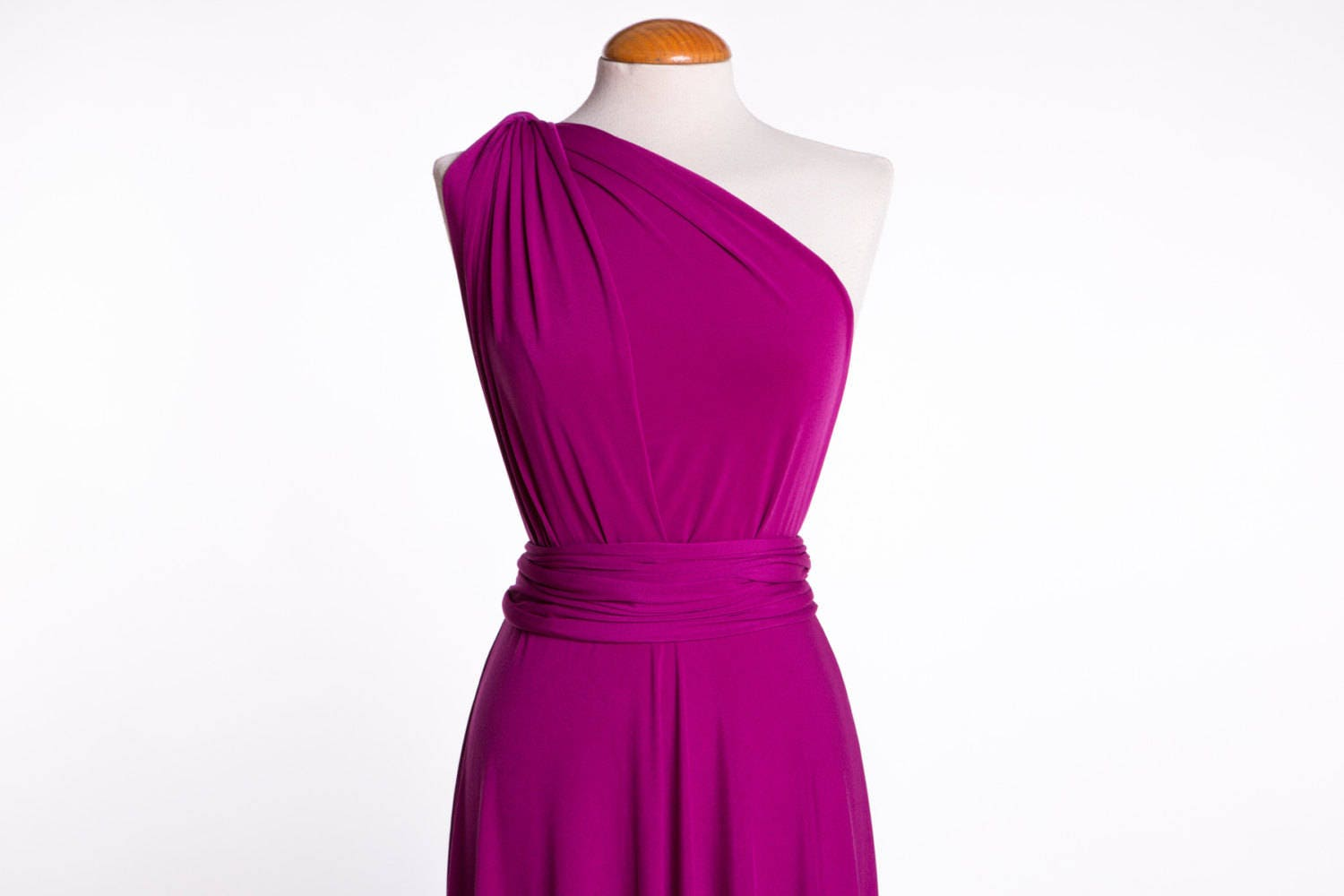 SALE Orchid short infinity dress orchid infinity dress short