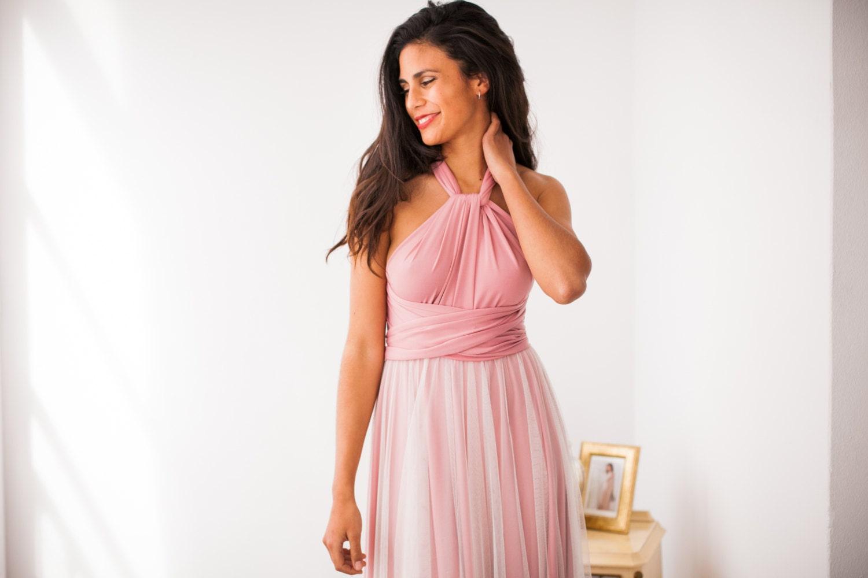 Tulle skirt detachable tulle skirt for long dress detachable   Etsy
