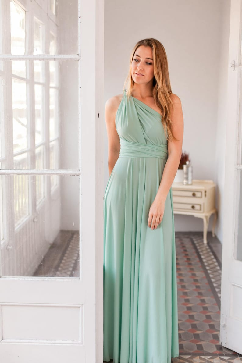 2d48e1d331a Sage Green Bridesmaid Dresses – Fashion dresses
