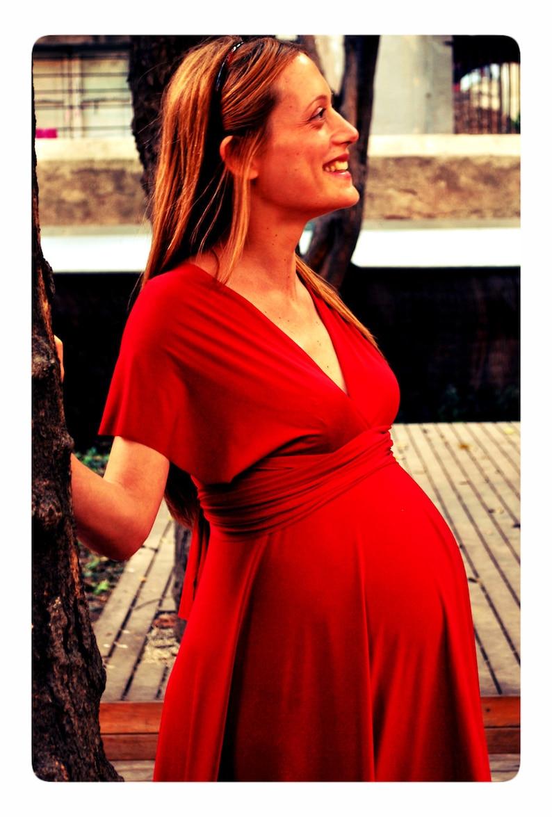 ed6fc78ba Vestido listo para enviar Baby Shower Baby Shower Vestido