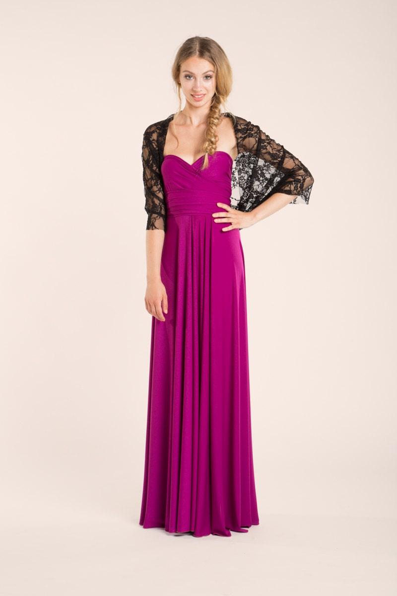 Chal de encaje chal accesorio bolero vestido de novia | Etsy