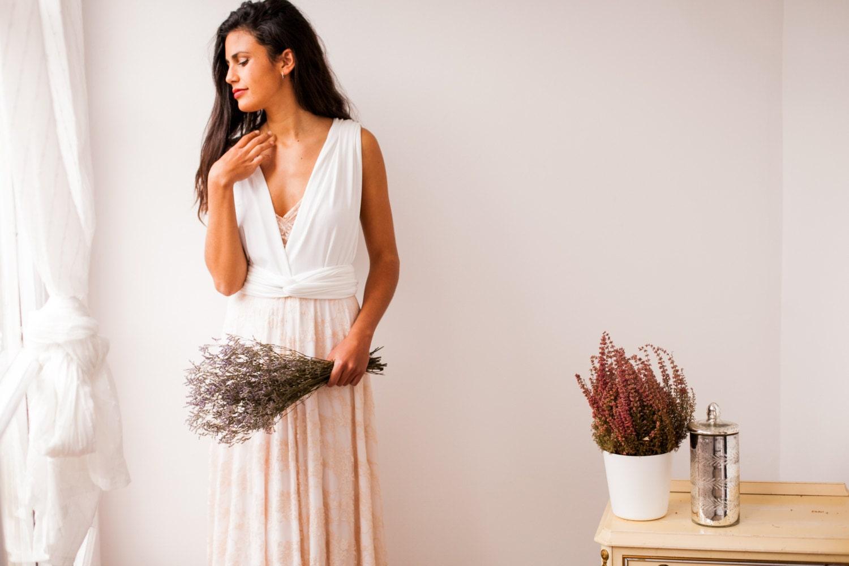 50: Simple Rose Color Wedding Dresses At Websimilar.org