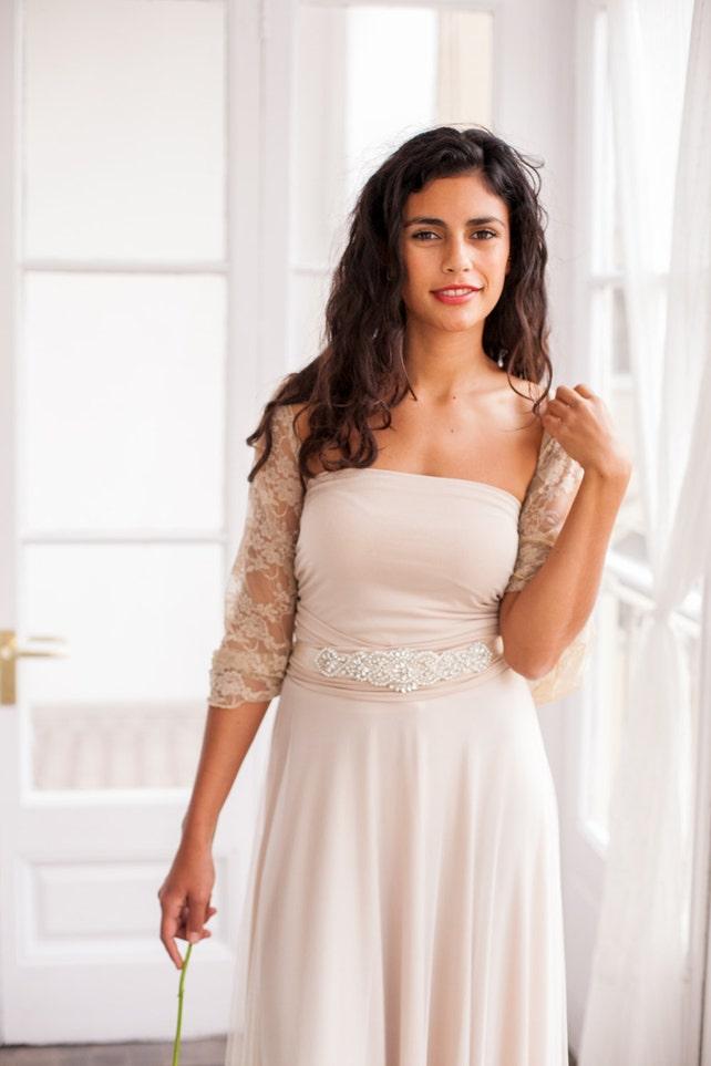 Short Wedding Dress Reception Dress Short Informal Wedding Dress