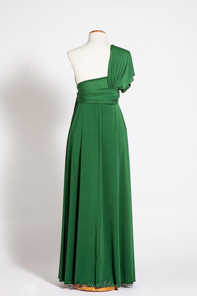 61b1f25725f Maternity dress long maternity infinity dress green baby