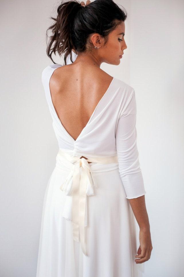 Last minute wedding dress tulle wedding dress ready to wear | Etsy