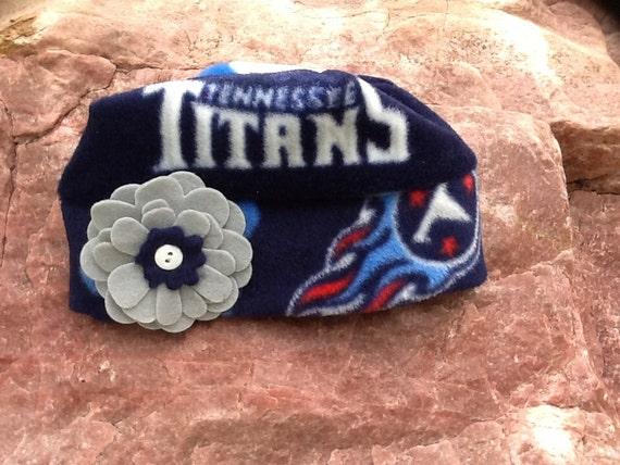 SALE Pittsburgh Steelers NFL Fleece Flower Hat Sizes Newborn baby girls /& Women