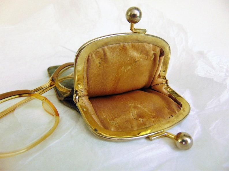 Vintage Cat Eye Glasses 10k Gold Filled 1955