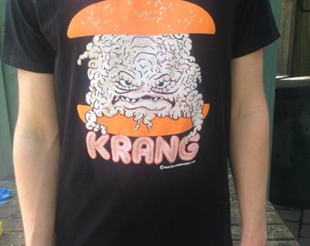 a02c05352c1 Krang tmnt t shirt