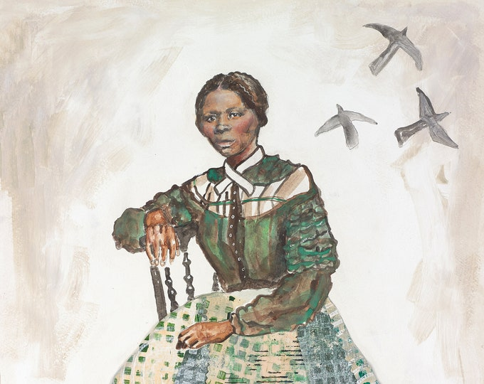 The Faith of Harriet Tubman