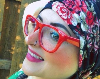 Scrub Hat - Nurse Hat - Surgeon Cap- Floral Patterns