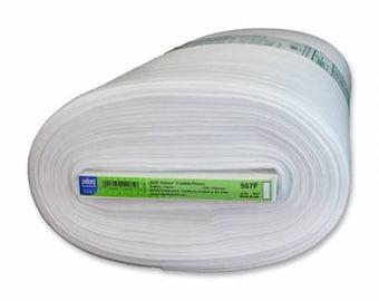 Fusible Fleece Pellon 987F Polyester Fleece, Easy Iron on Application