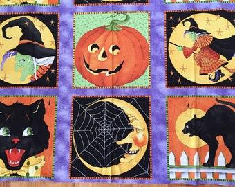 Halloween Panels (6 blocks)