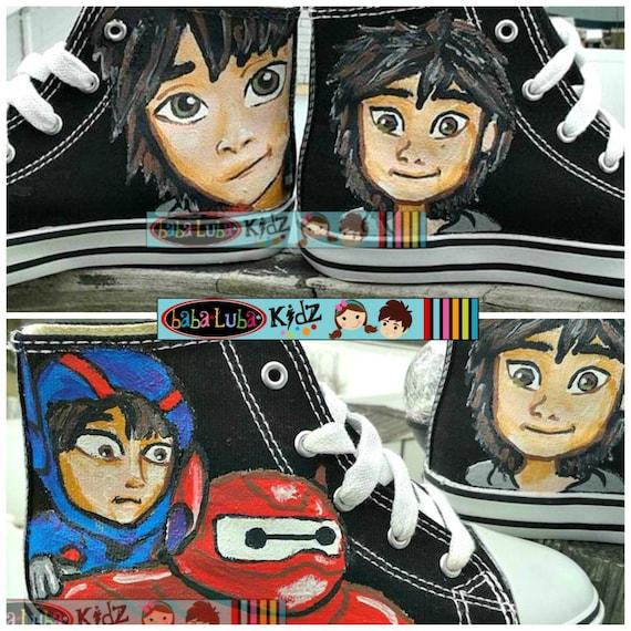 8cc59ce019c9e BOYS OR GIRLS Let me paint your canvas shoes - Boutique custom Personalized