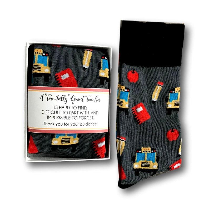 e504c99b7baba Male Teacher Gifts Thank you Teacher Socks Gift Box Male