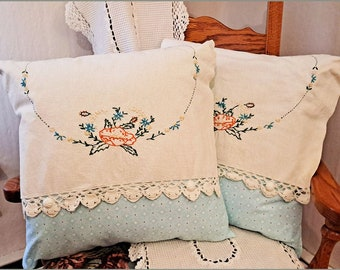 Yo Yos, Quilts, Pillows