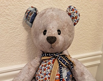 Patchwork Teddy Bears