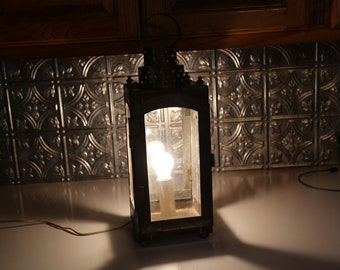 A Vintage Type Carriage Light