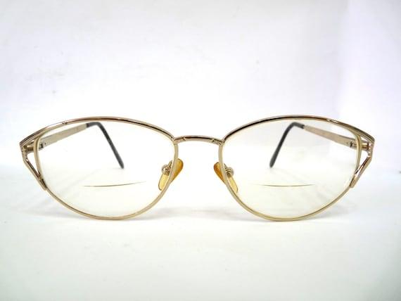 Vintage Cat-Eye Glasses Prescription Eyeglasses Re
