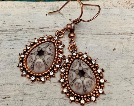 5404 - Dangle Earrings, stud earrings, boho earrings