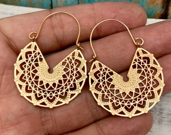 5328 - Ethnic Earring
