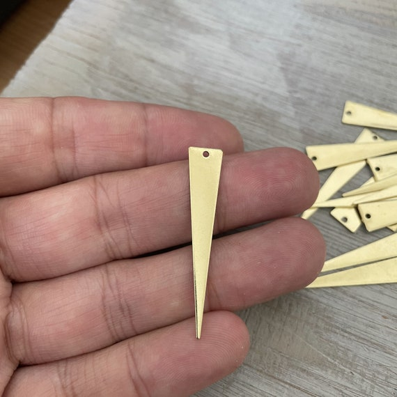 3017 - Approx. 20 PCS Raw Brass Earring Findings,One set, endless possibilities. Wholesale earring findings for jewelry making parts.