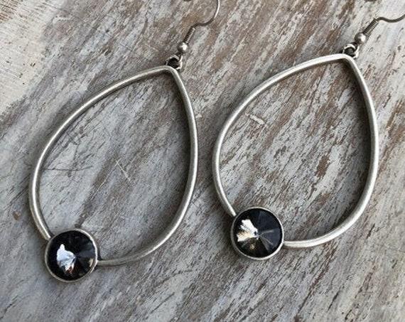 5555 - Bohemian Earrings,Bohemian Jewelry, Earring Svg,
