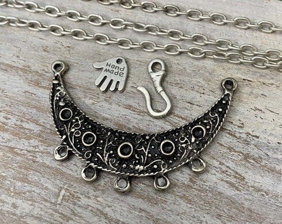 7025 - Mariela Pendant - Necklace for women - Necklace making kit - Gift for