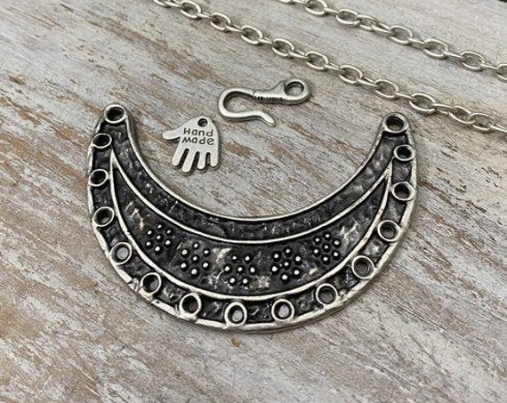 8043 - Compliment Pendant - Necklace for women - Necklace making kit - Gift for