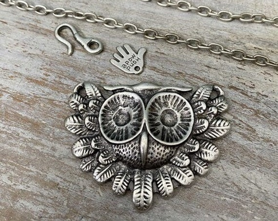 7042- Athena Pendant - Necklace for women - Necklace making kit - Gift for