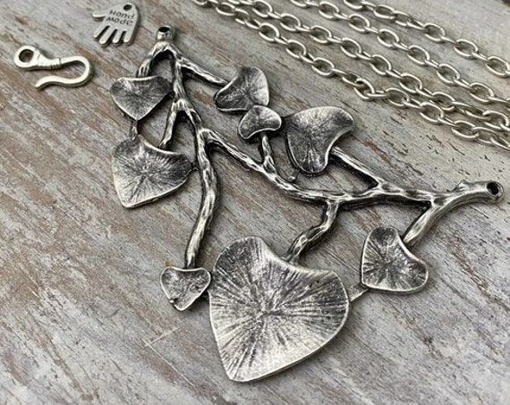 8059 - Angelica  Pendant - Necklace - Necklace for women - Necklace making kit - Gift for