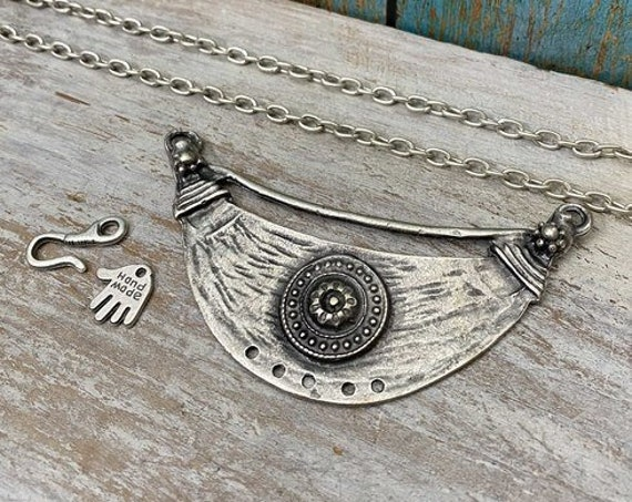8030 - Quench Pendant - Necklace for women - Necklace making kit - Gift for