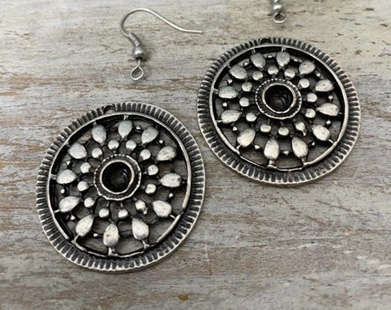 8042 - Wholesale earring findings for jewelry making parts.Best gift for her.