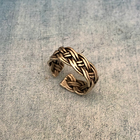 4444 - Boho Ring, Bohemian Ring , Ethnic, Tribal,hippie Style