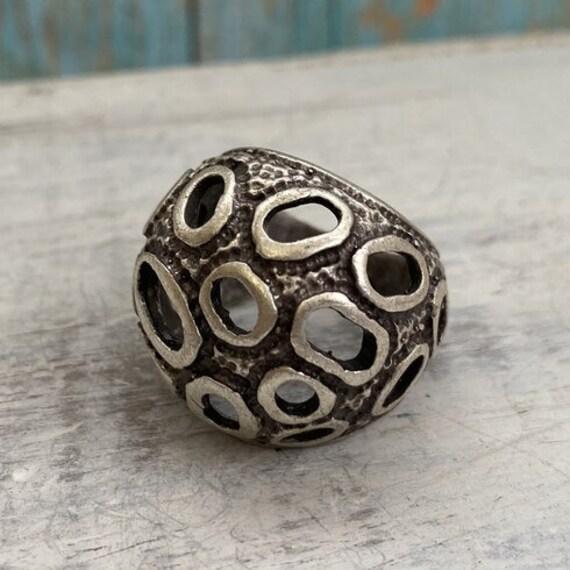 4435 - Boho Ring, Bohemian Ring , Ethnic, Tribal, Hippie Style