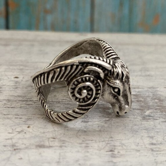 4406 -boho Ring, Bohemian Ring , Ethnic, Tribal, Hippie Style