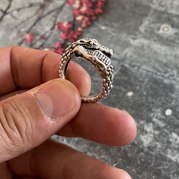 4434 - Bohemian rings, adjustable ring, brass ring